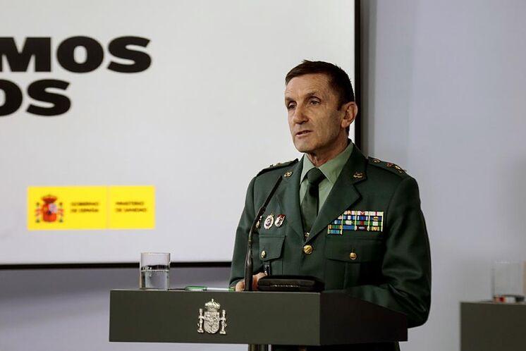 Général de la garde civile Jos