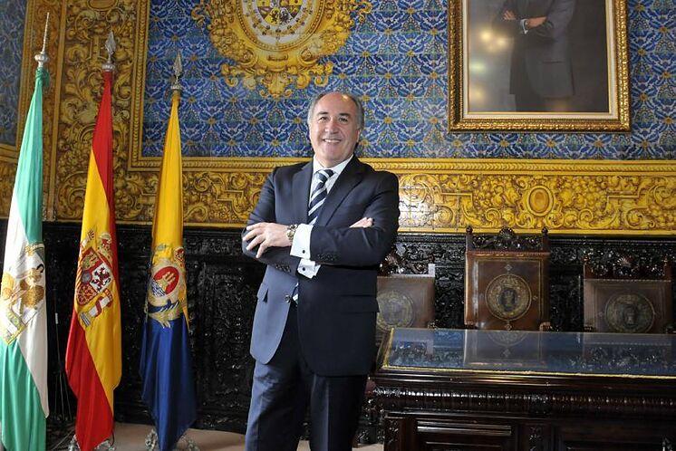 Le maire d'Algésiras, Jos