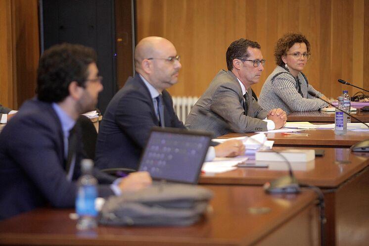 Le principal avocat de l'État en Galice, Javier Su