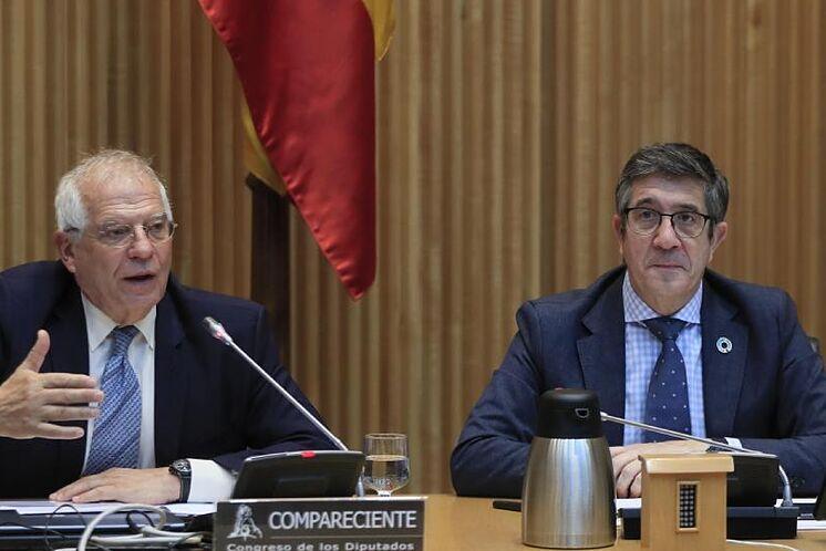 Josep Borrell, haut représentant de l'Uni
