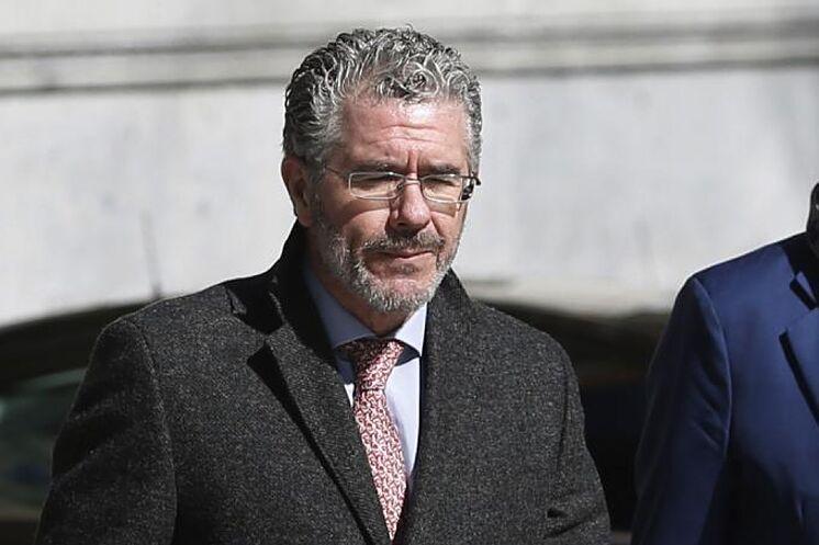 L'ancien secrétaire général du PP de Madrid Francisco Granados, inculpé ...