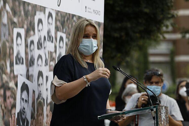 Mari Mar Blanco, le 13 juillet, en hommage à son frère ...