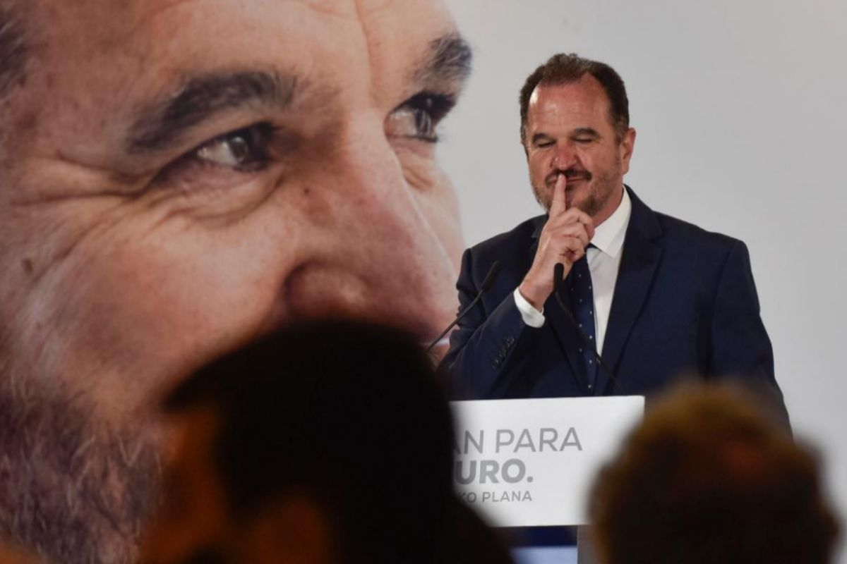 Carlos Iturgaiz valorise les résultats du PP dans le Pa