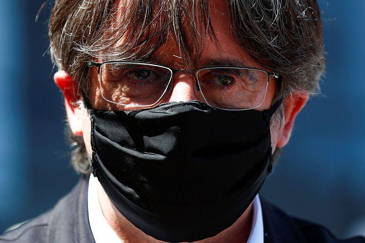 L'ancien président de la Catalogne