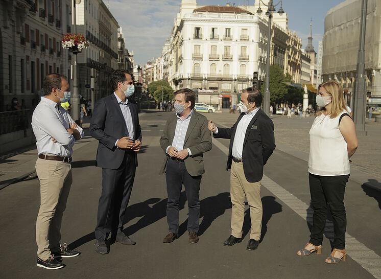 20/08/2020 Photo Javier lt; HIT gt; Barbancho lt; / HIT gt; .Madrid ...
