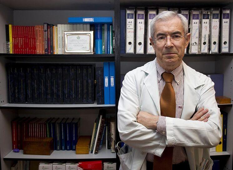 Le docteur en mycobiologie