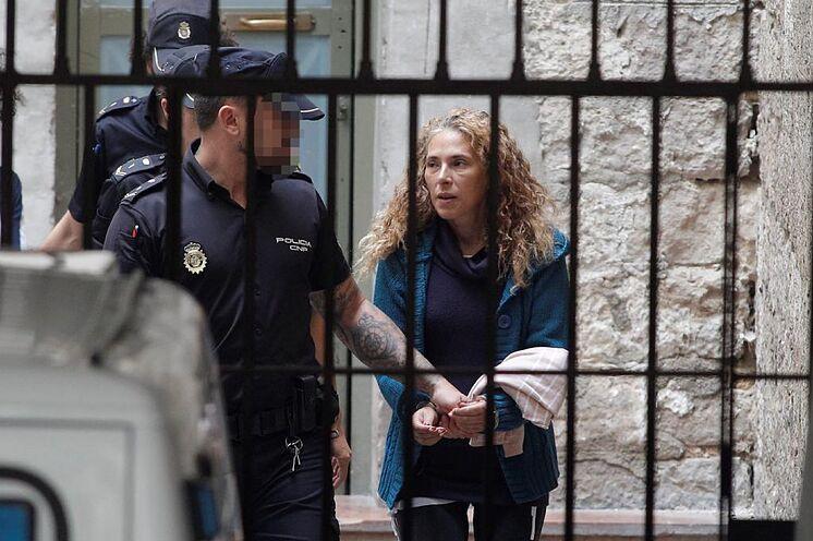 Conchi, après son arrestation