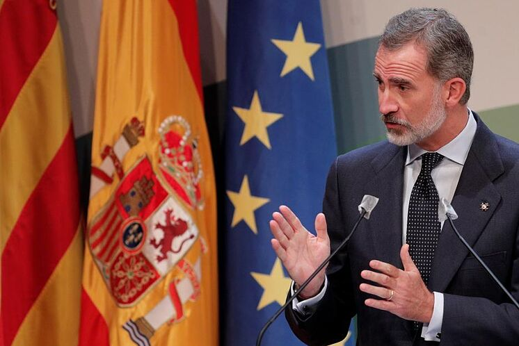 Felipe VI, le passé mon