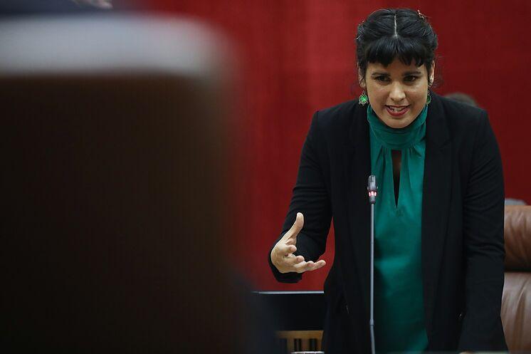 Membre du Congrès Teresa Rodr